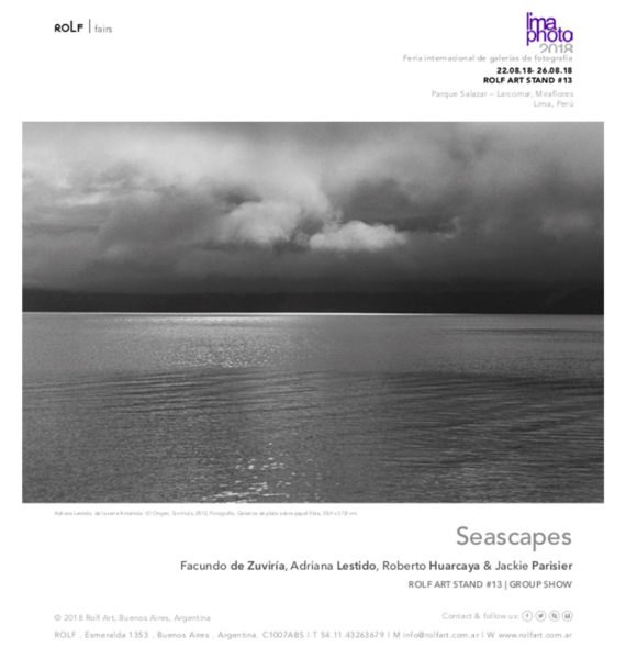 Rolf | Exhibitions | Argento - Cristina Piffer | Flyers Nuevos